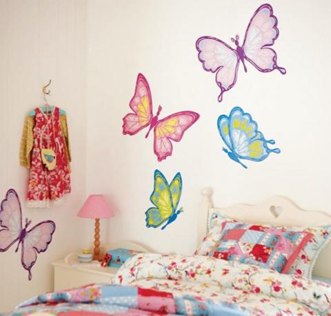 Рисунки на стенах дома своими руками фото