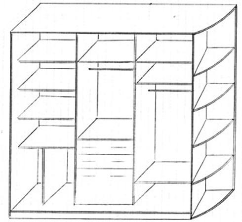 Как сделать шкаф купе своими руками
