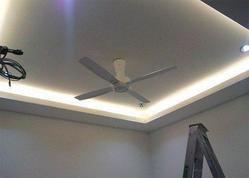 шпаклевка потолка из гипсокартона на видео