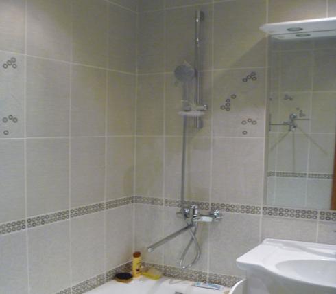выравнивание стен в ванной комнате гипсокартоном