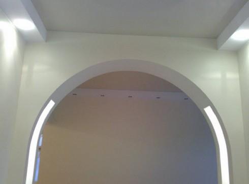 фото арки из гипсокартона (20)