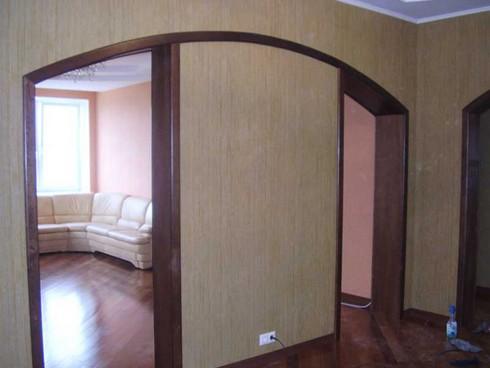 фото арки из гипсокартона (14)