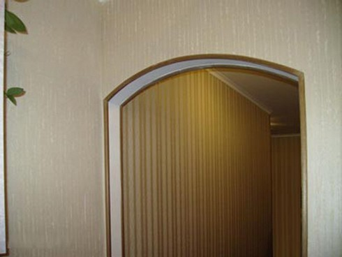 фото арки из гипсокартона (13) .