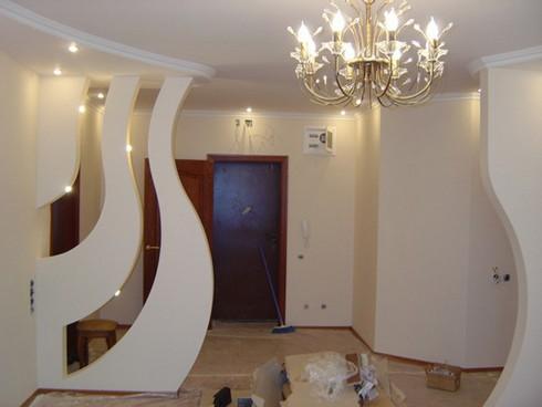 фото арки из гипсокартона (7)
