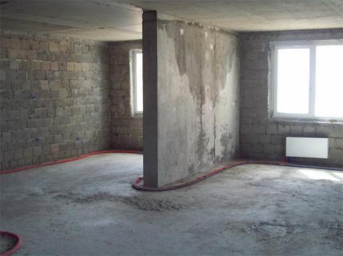 утепление стен квартиры изнутри