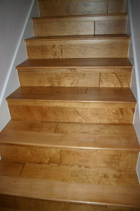 Металлическая лестница своими руками на второй этаж