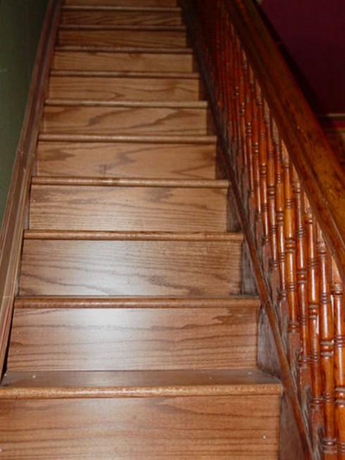 Лестницы на второй этаж из дерева для дачи своими руками фото 124