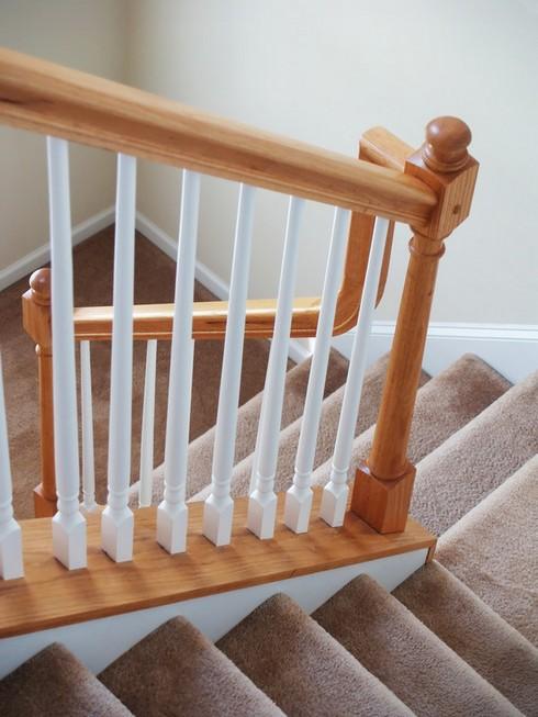Лестницы на второй этаж из дерева для дачи своими руками фото 833