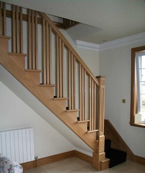 Лестницы на второй этаж из дерева для дачи своими руками фото 572