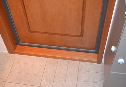 дверные откосы из ламината