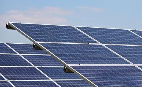 Крепление солнечной батареи