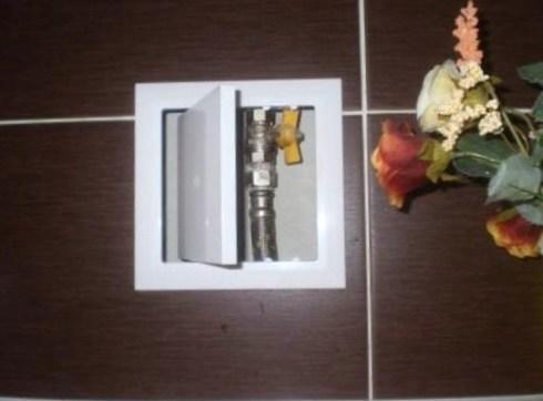Как скрыть газовую трубу на кухне фото - e68