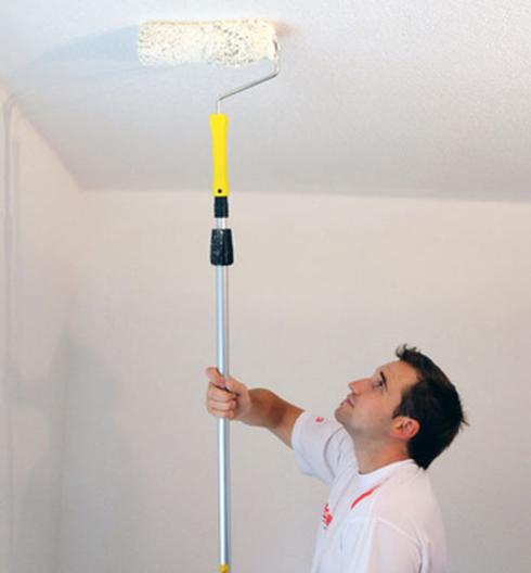 Plafond ossature cachee montpellier devis travaux for Suspente knauf