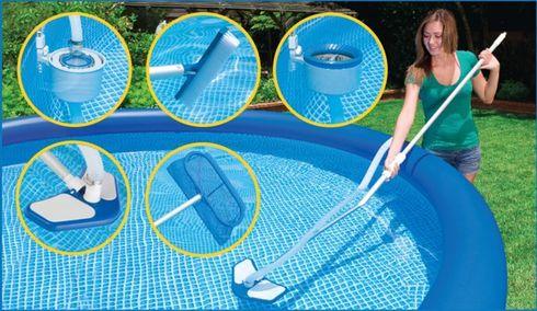 Песочные фильтры для бассейнов своими руками