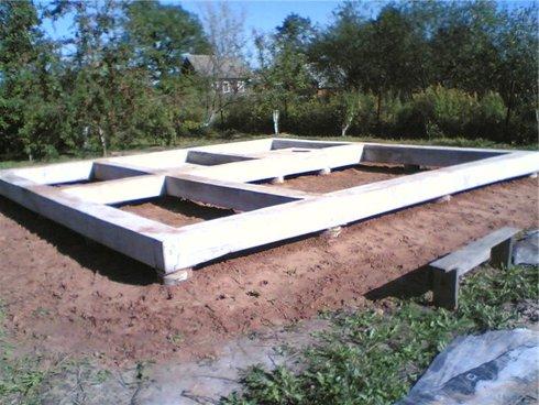 Как построить каркасный дом своими