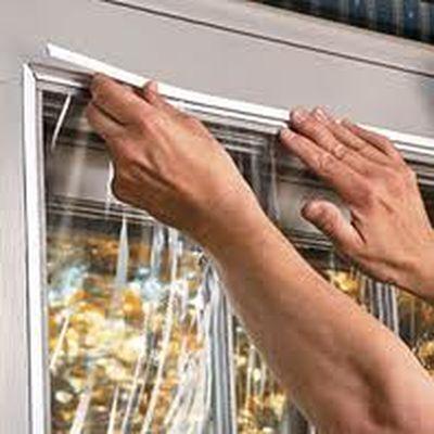 Утепляем окна на даче своими руками