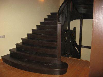 П-образная лестница на второй этаж своими руками 64
