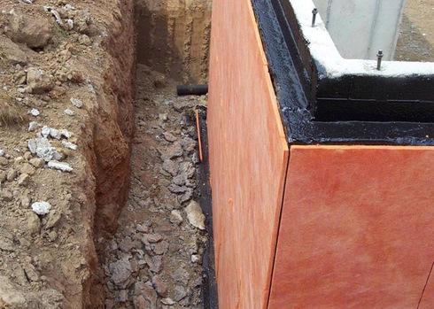 Как заливать фундамент под дом своими руками фото этапов