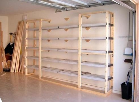 Комплект гаража сборный