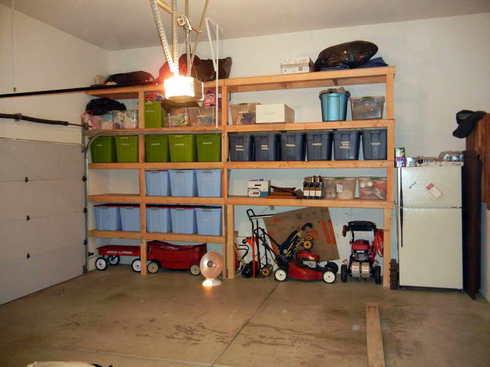 Полезные вещи для гаража своими руками фото из ненужных вещей