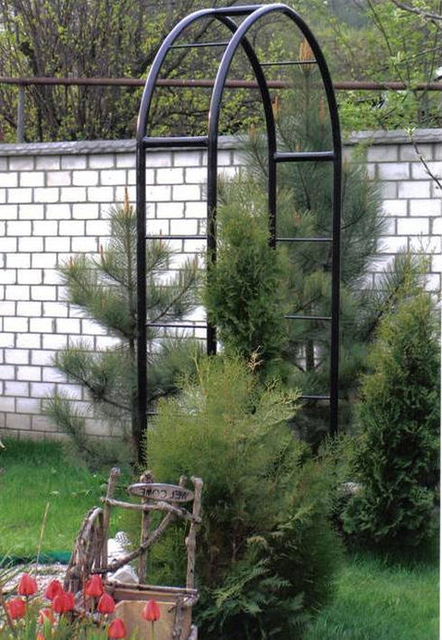 Дерево из металла видео