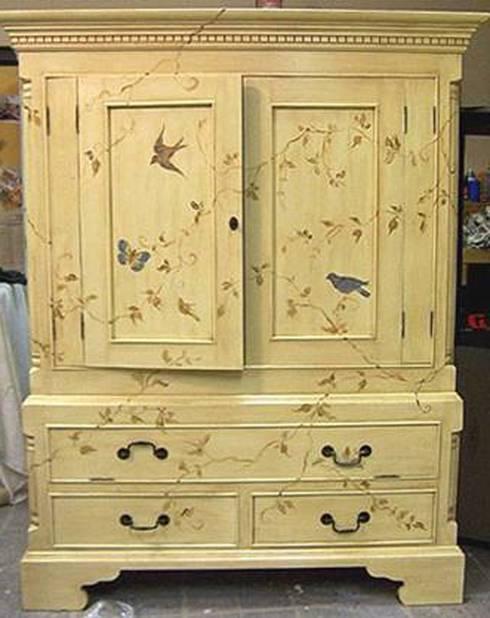 Как старый шкаф