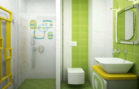 Отделка ванной комнаты своими руками плиткой