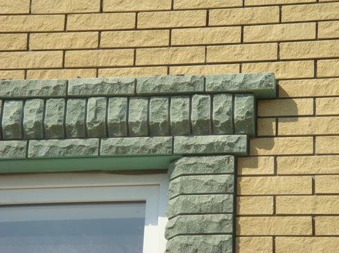 Фасадные панели под кирпич источник