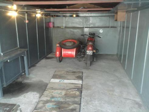 Обустройство гаража 6х4 своими руками не дорогой