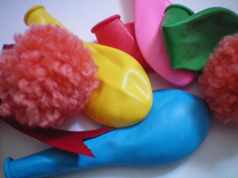 Букет цветов из шаров пошаговая инструкция 2