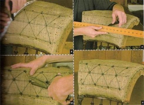 Как сделать мягкую спинку для дивана своими руками 90