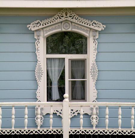 Наличники на окна резные своими руками